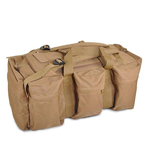 sac à dos randonnée Les hommes et les femmes en plein air camping 90L sac de randonnée imperméable à l'eau de voyage de grande capacité de sport sac à dos (Taille: 30 * 30 * 72cm) Sacs à dos de randonnée