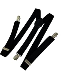 Friendskart Y- Back Suspenders for Men's, Boy's, Women's, Girl's