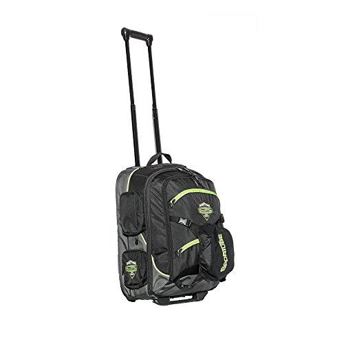 sportube-kabine-cruiser-mit-auf-radern-kofferraum-tasche-schwarz-grun-nicht-zutreffend