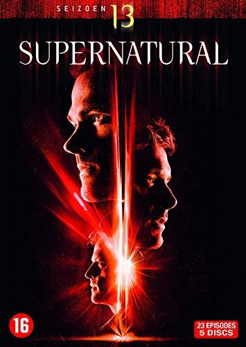Preisvergleich Produktbild Supernatural - Komplette Staffel 13 [EU Import mit Deutscher Sprache / Deutsch]