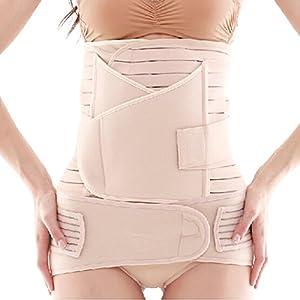 Andux Zone Postpartum Support Postpartum Belt Postpartale Taille SS-W07-Q