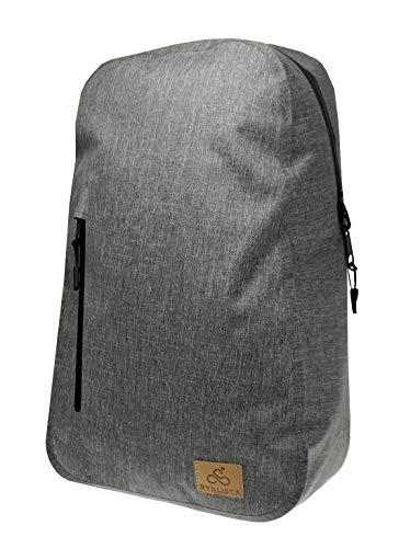 BYKLISTA® Fahrradtasche Rucksack Kombi + Gratis eBook & extra Kabelschloss - hochwertige Fahrradtasche Gepäckträger Tasche - Gepäckträgertasche Fahrrad Fahrradrucksack Wasserdicht
