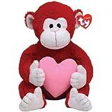 Ty Dynamite Classic I love you Beanie Affe mit Herz 32 cm