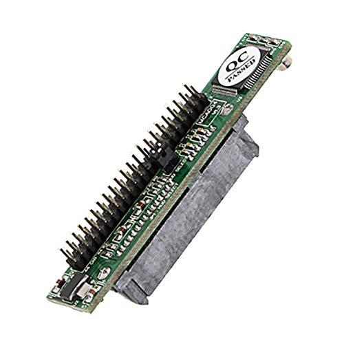 Morning May Adapter Adapter Stecker 2,5 polig SATA-44 Stecker für Notebook PCB -