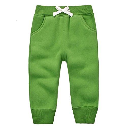 CuteOn - Pantalones invierno unisex niños pequeños