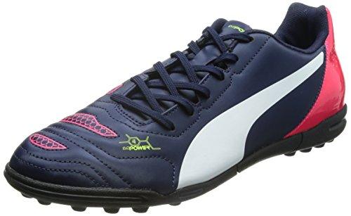 2 Da Scarpe Plasma 01 white Calcio Tt bright Puma Man giaccone Blau Evopower Blu 4 Xq6ZE
