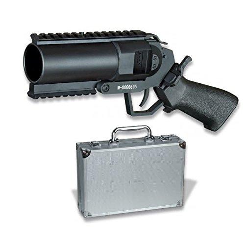 Albainox 35727 Arma Airsoft, Unisex Adulto, Negro, Talla Única