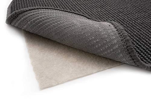 Primaflor - Ideen in Textil Antirutschmatte Teppichunterlage VLIES Stop Plus - 60 x 120 cm Zuschneidbar, Fußbodenheizung Geeignet, Waschbar, Teppichstopper Teppichgleitschutz Anti-Rutsch-Unterlage