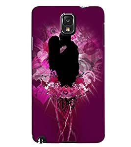 Samsung Galaxy NOTE 3 MULTICOLOR PRINTED BACK COVER FROM GADGET LOOKS