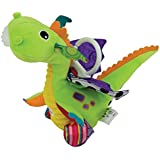 Lamaze Flip Flap Dragon Clip On Pram and Pushchair Baby Toy