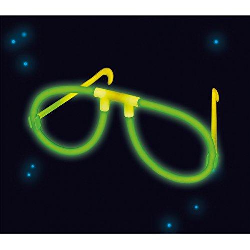 Amscam , Gastgeschenken Glow Stick 2Gläser (Glow Geburtstag Einladungen)