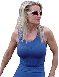 Chaleco con efecto masaje pasivo anti-celulítico - Jeans tamaño XXL