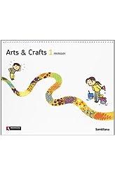Descargar gratis Arts & Crafts 1 Primary Richmond Santillana - 9788468003702 en .epub, .pdf o .mobi