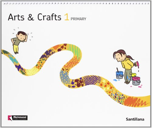 arts-crafts-1-primary-richmond-santillana-9788468003702