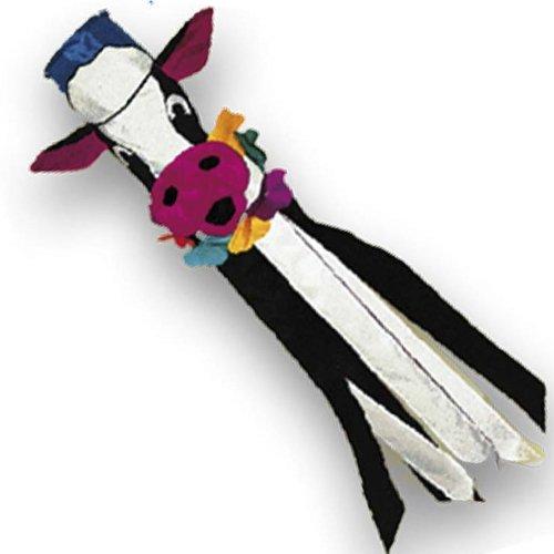 Vache Windsock. télescopique pour drapeau poteaux 365 pour Camping, Festivals.