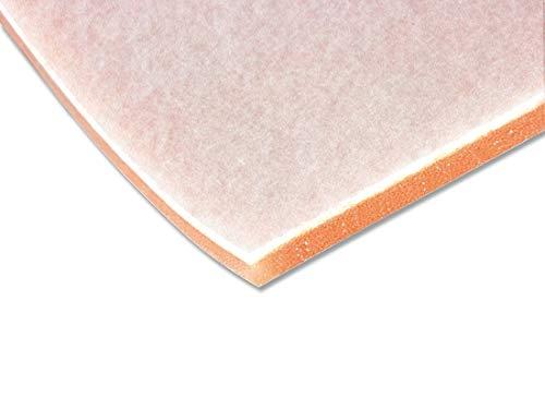 Preisvergleich Produktbild Fleecy Foam 5 mm 7, 5 x 11, 6 cm