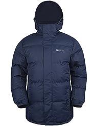 Mountain Warehouse Veste matelassée homme Snow zippée randonnée hiver