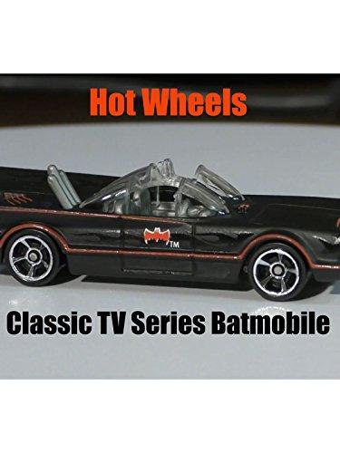 Review: Hot Wheels Classic TV Series Batmobile [OV]