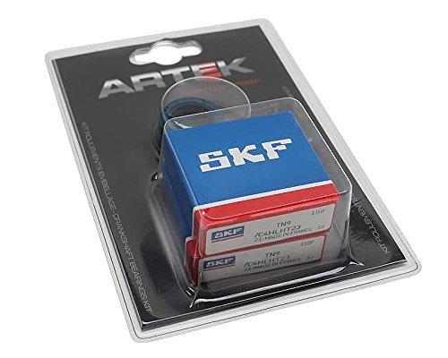 Manivela onda Juego ARTEK K1Rodamientos Racing SKF poliamida–Giantco Cyclop de 2tiempos preisvergleich