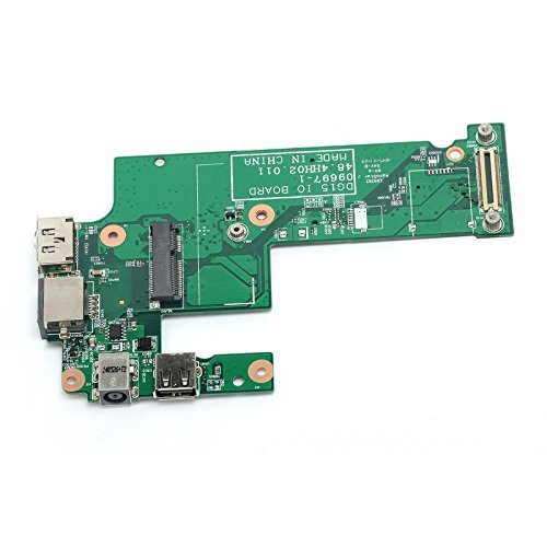 DELL INSPIRON N5010 5010 AC DC JACK USB CARD / BOARD WXHDY 0WXHDY