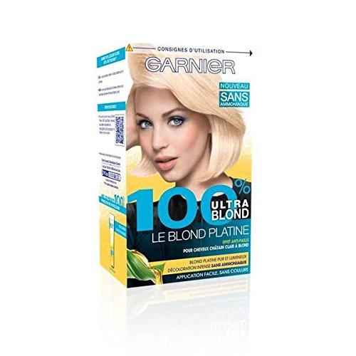 100% ultra blond coloration le blond platine - ( Prix Unitaire ) - Envoi Rapide Et Soignée