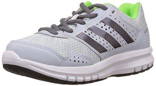 adidas Duramo 7, Chaussures de running entrainement femme Gris / Verde / Blanco