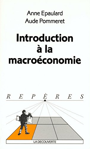 Introduction  la macroconomie