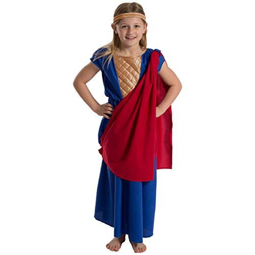 Anglo Saxon Kostüm Für Kinder - Edith Anglo-Saxon or Celt costume for