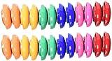 Sodial - Bottoni Magnetici Rotondi Colorati da Tavola di Presentazione, 24 pezzi