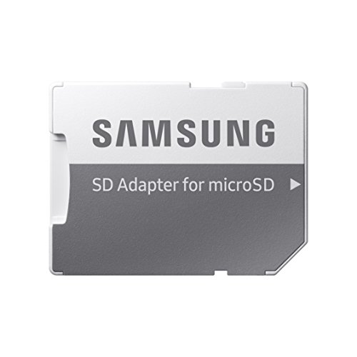 Ansicht vergrößern: Samsung EVO Plus Micro SDXC 64GB  bis zu 100MB/s Class 10 U3 Speicherkarte (inkl. SD Adapter) rot/weiß