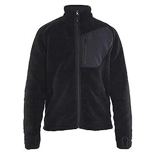 AB Blåkläder | Pilé Jacket, Schwarz, Größe 4XL