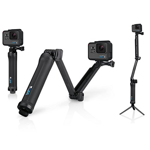 Foto GoPro AFAEM-001 Action camera Black tripod - tripods (Black)
