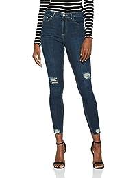 67a7b1b7aa3 MISS SELFRIDGE Women s Lizzie Skinny Jeans