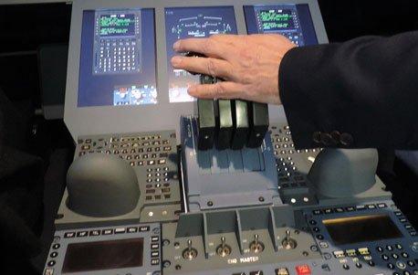 Jochen Schweizer Geschenkgutschein: A380 Fixed-Base-Flugsimulator