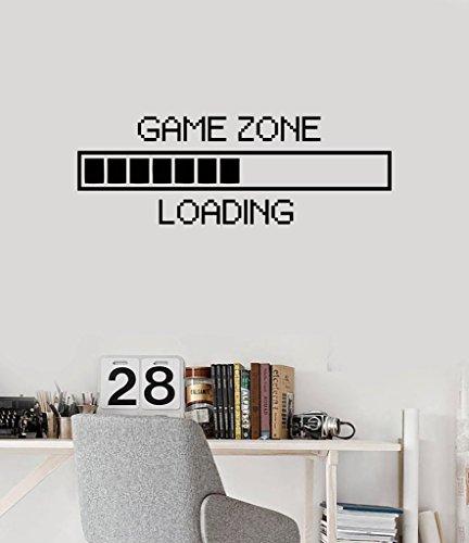 Habitación niños decoración Game Zone carga Gamer