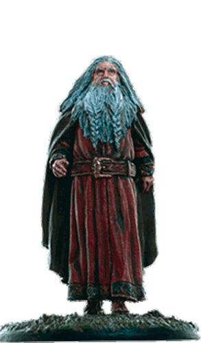Lord of the Rings Señor de los Anillos Figurine Collection Nº 178 Gloin 1