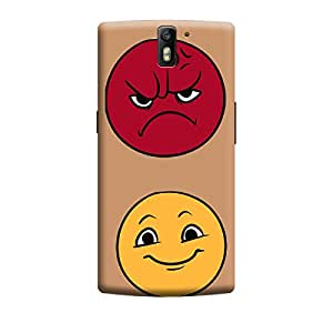 Ebby Back Cover for OnePlus One (Designer Case)