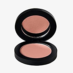 Afterglow Cosmetics Mejestic: Organic Infused Blush - Certified Gluten-Free (GF), Soy-Free, Synthetic Dye-Free, Vegan, Non-Toxic, 100% Natural (Majestic)