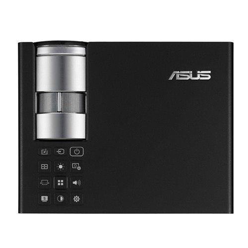 Asus B1MR 3D Premium LED DLP-Projektor (WXGA, Kontrast 3500:1, 1280 x 800 Pixel, 700 ANSI Lumen)
