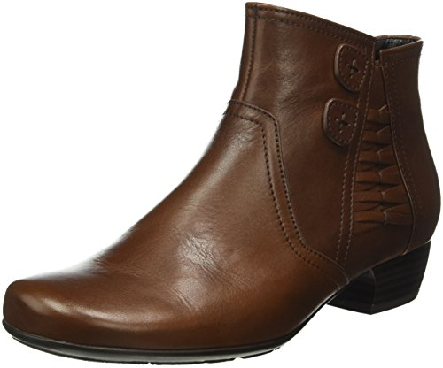 Gabor Shoes Comfort Basic, Stivaletti Donna Marrone (caramello micro)