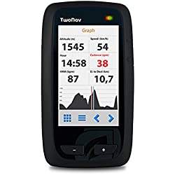 TwoNav Anima+ - GPS deportivo versátil con larga autonomía