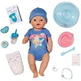 Zapf Baby Born Interactive Boy Doll