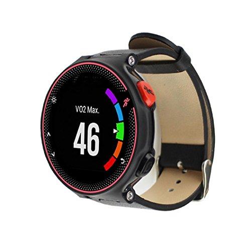 garmin-forerunner-235-630-230-accessoire-fulltimeremplacement-de-cuir-de-luxe-montre-bracelet-bande-