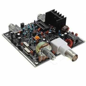 Frog Sounds Amateurfunk-QRP Kit Telegraph CW Transceiver Receiver Radio Station