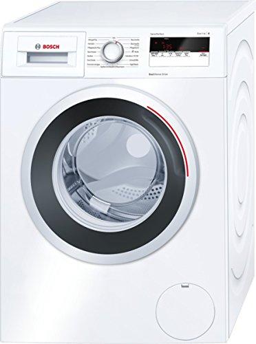 Bosch WAN28120 Serie 4 Waschmaschine FL / A+++ / 157 kWh/Jahr / 1390 UpM / 7 kg / AquaStop-Schlauch / weiß
