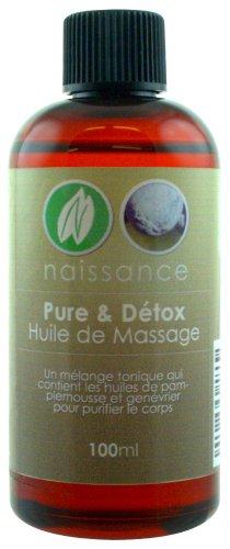 Huile de Massage - Pure et Détox - 100ml