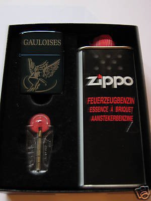 zippo-mechero-gau-gauloises-blue-ice-juego-de-regalo