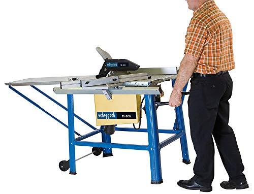 Scheppach ts eco 400 Tischkreissäge - 2