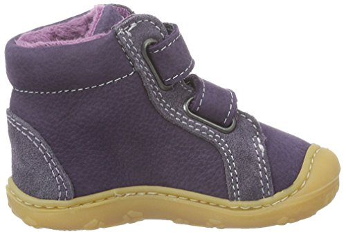 Ricosta Eddy, Baskets Basses Fille Violet - Violett (blackberry 382)