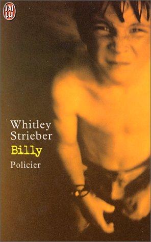 Billy par Whitley Strieber